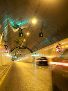 how to avoid dublin port tunnel